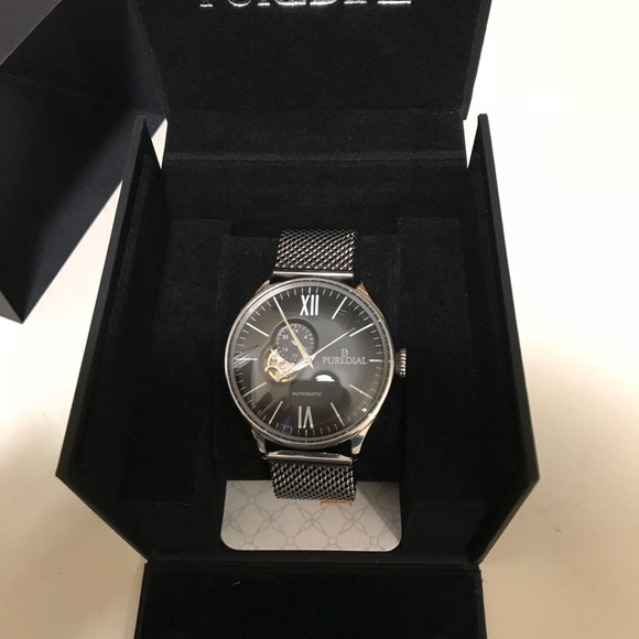 PureDial Other - PUREDIAL Space Compass Men's Watch - BRAND NEW!